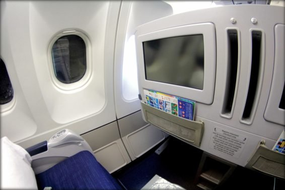 Aircalin Business Class Review Osaka (KIX) to Noumea (NOU) A330 and KIX Air Side Lounge Review