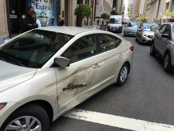 Does a credit card Collision Damage Waiver insurance apply for peer to peer car-sharing like Getaround and Turo