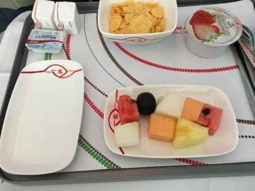 Kenya Airways Business Class Review Dubai (DXB) to Nairobi (NBO) 737 and SkyTeam Dubai Lounge Review