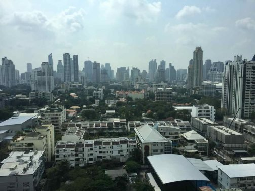 AVANI Atrium Bangkok Hotel Review