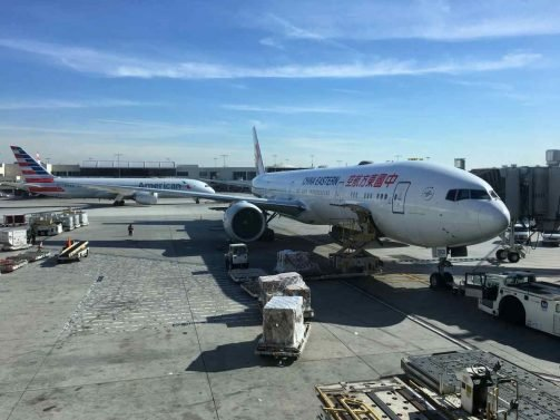 China Eastern Economy Class Review Los Angeles (LAX) to Shanghai (PVG) and Bangkok (BKK) 777-300ER