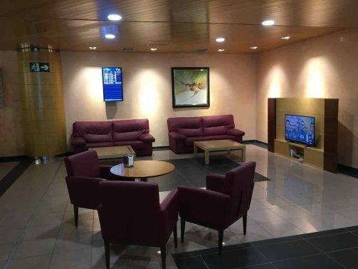Canaryfly Review Las Palmas (LPA) to Tenerife North (TFN) and Sala Galdos Lounge Las Palmas Review