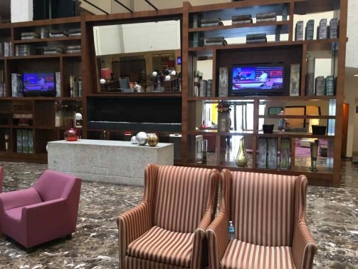 Camino Real Aeropuerto Hotel, Mexico City Review