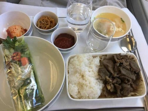 Asiana Business Class Review Los Angeles (LAX) to Seoul (ICN) A380 and Star Alliance Lounge LAX Review