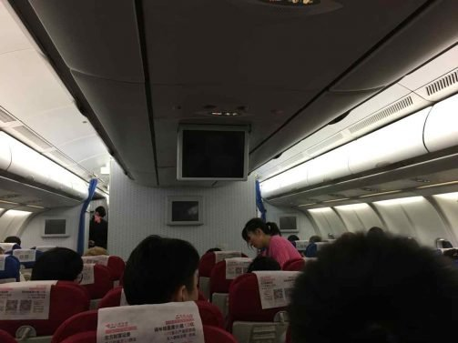 China Eastern Economy Review Bali (DPS) to Los Angeles (LAX) and T/G Lounge Review – or my adventures with the poor man's Business Class continue