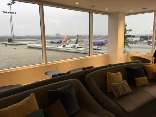 Virgin Atlantic Clubhouse Los Angeles (LAX) Review