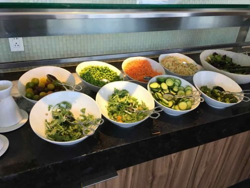 AMEX Centurion Lounge Miami Review