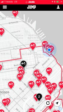 JUMP Bicycle Review in San Francisco (new Uber bike rental service)