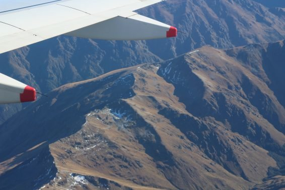 Air New Zealand Economy Review Auckland (AKL) to Queenstown (ZQN)