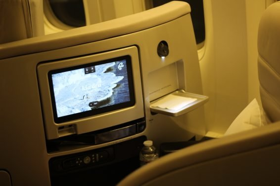 Air New Zealand Business Class Review Auckland (AKL) to Los Angeles (LAX) 777W