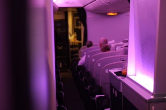 Air New Zealand Business Class Review San Francisco (SFO) to Auckland (AKL)