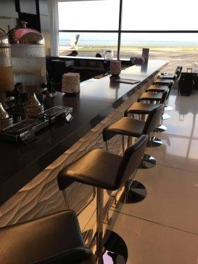 Air New Zealand Business Class Lounge Auckland (AKL) Review