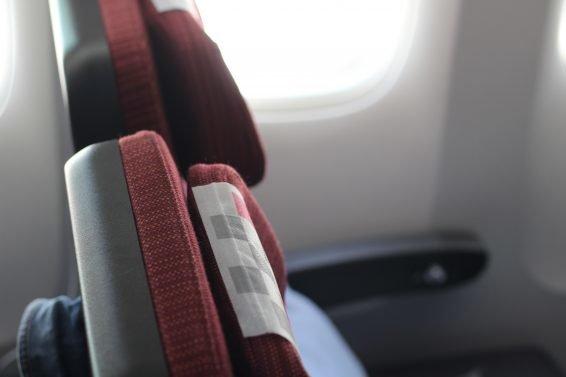 Japan Airlines Regional Business Class Review Tokyo (HND) to Bangkok (BKK), 777 SKY SUITES Herringbone (Zodiac Layout) and Sakura Lounge Tokyo Review