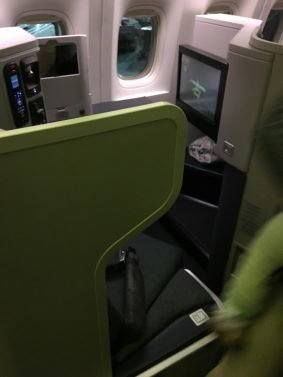 Cathay Business Class Review San Francisco (SFO) to Hong Kong (HKG) and New Delhi (DEL) B773 and A330, Centurion Lounge SFO/Cathay Pacific Lounge SFO/Centurion Lounge Hong Kong Reviews