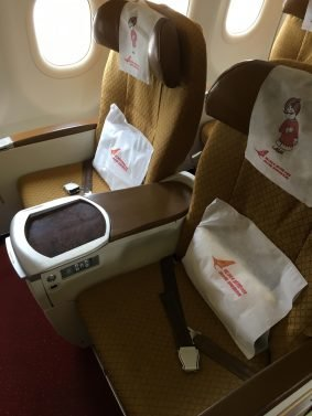 Air India Domestic Economy Review A319 New Delhi (DEL) to Agra (AGR) and American Express Centurion Lounge New Delhi