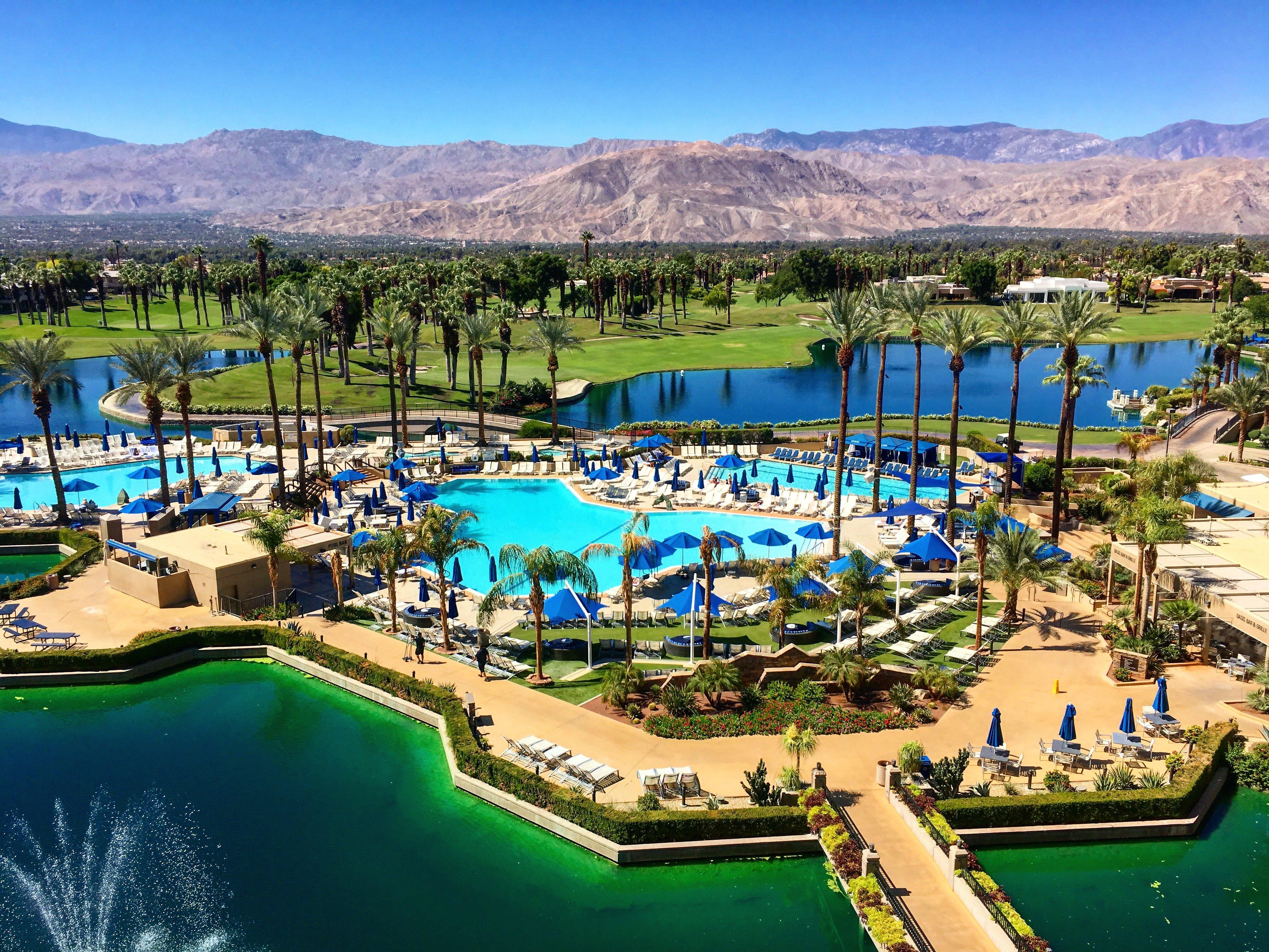 JW Marriott Desert Springs Resort & Spa Review