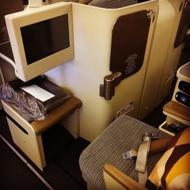 Etihad Business Class Review Los Angeles (LAX) to Abu Dhabi (AUH) 777-300ER – A skeleton operation