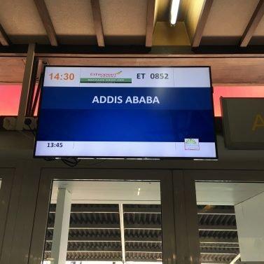 Ethiopian Airlines Review Business Class B737 MAX Antananarivo, Madagascar (TNR) to Addis Abeba (ADD)