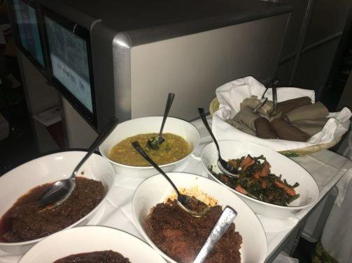 Ethiopian Airlines Review Business Class Cloud Nine 787 Addis Abeba (ADD) to Los Angeles (LAX) via Dublin (DUB)
