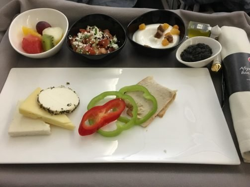 Turkish Airlines Business Class Review Amsterdam to Cape Town via Istanbul on a A330 – a double Turkish delight