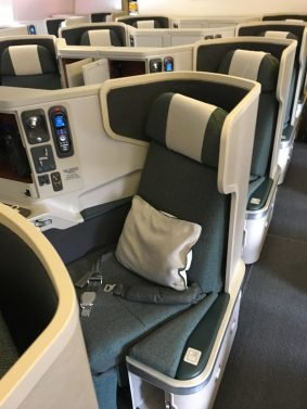 Cathay Pacific Business Class Review Johannesburg to Hong Kong and Hong Kong to San Francisco