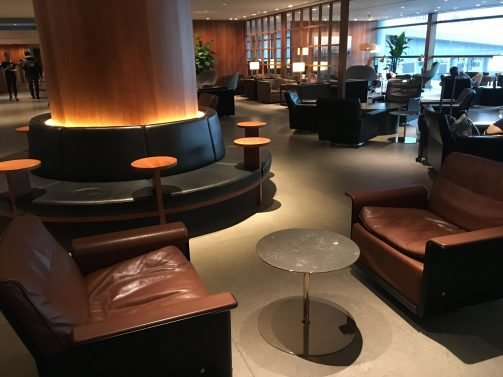 Photo Review – Cathay Pacific 'The Pier' Business Class Lounge at Hong Kong International Airport