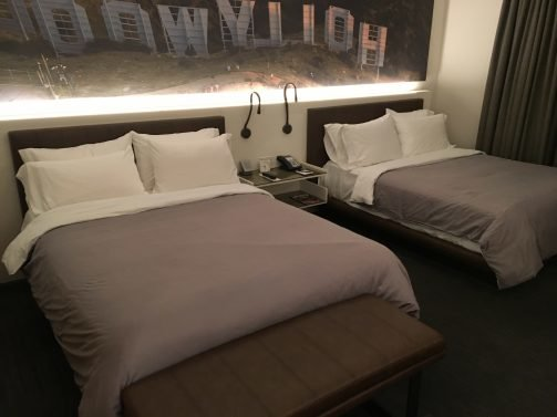 Intercontinental Los Angeles Downtown Review