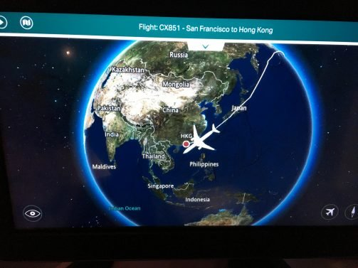 A perfect flight – Cathay Pacific Business Class Review A350-1000 San Francisco to Hong Kong