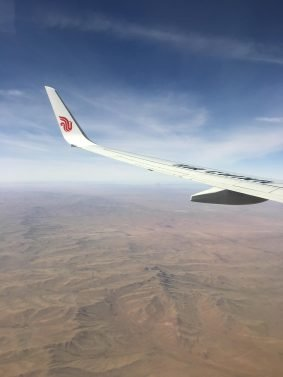 Air China Economy Class Review Ningbo (NGB) to Ulaanbaatar (ULN)