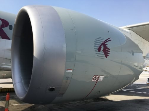 A paradise lost? Qatar Business Class Review B787 Doha (DOH) to Prague (PRG)