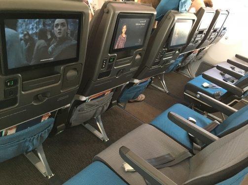 Singapore Airlines Economy Review 787 and A330 Bali to Male, Maldives via Singapore