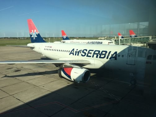 Air Serbia Economy Review Dubrovnik (DBV) to Belgrade (BEG)