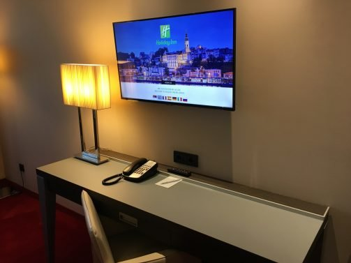 Holiday Inn Belgrade Review