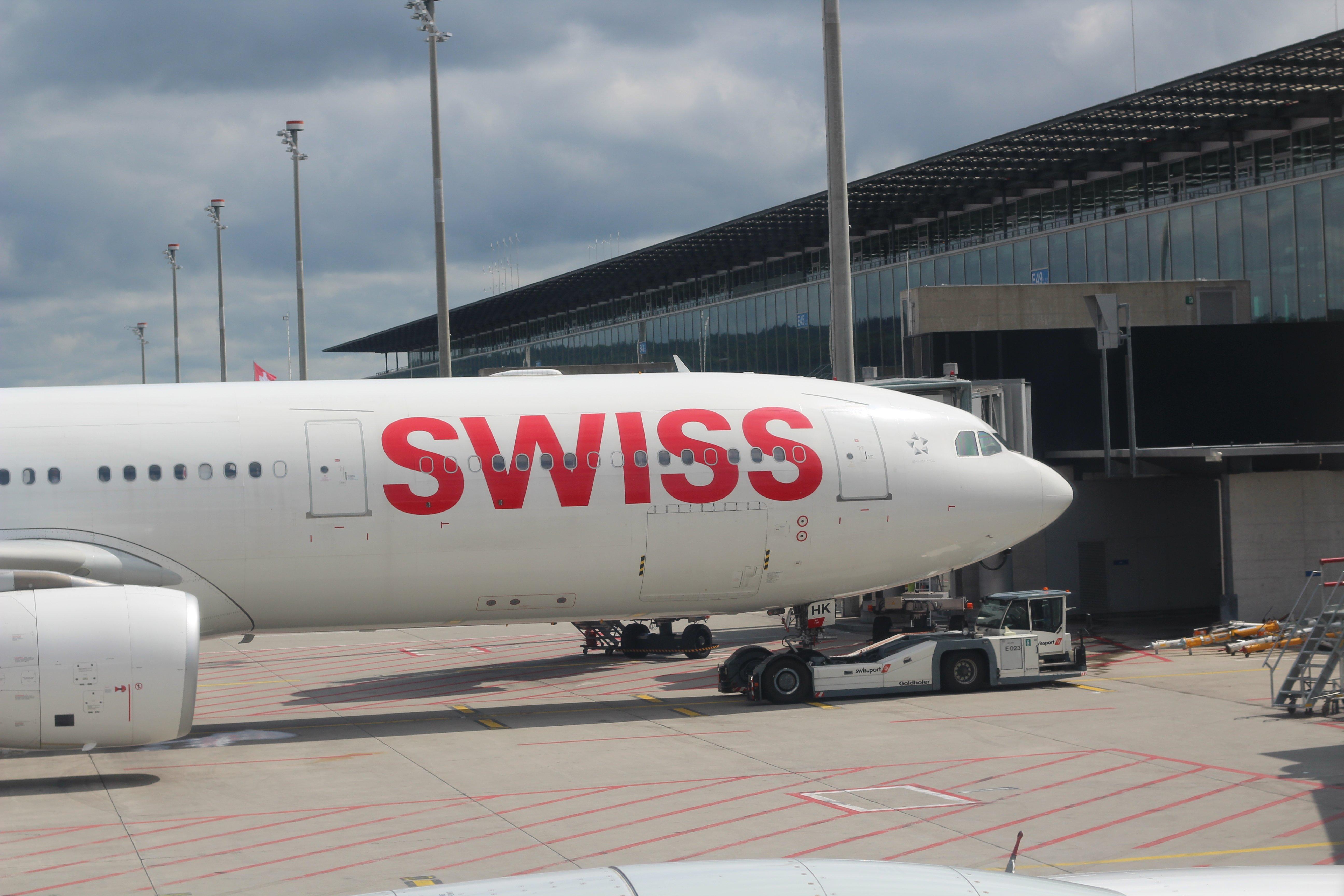 Swiss Business Class Review Zurich (ZRH) to San Francisco (SFO) 777 – August 2019 including Swiss Business Class Lounge Zurich (ZRH) Review