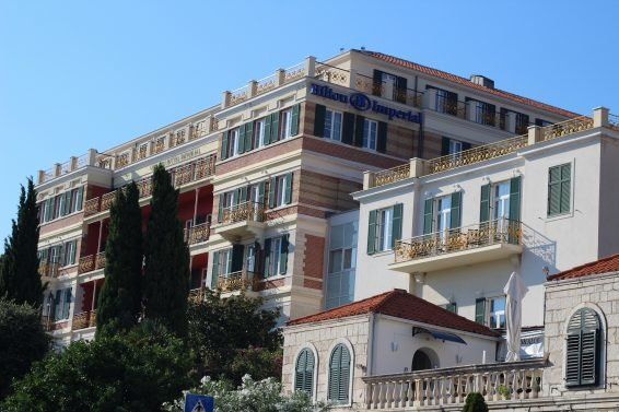 Hilton Imperial Dubrovnik Review