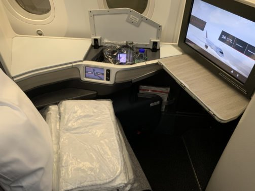 Air Canada Business Class Review San Francisco (SFO) to Toronto (YYZ) B787 lie-flat?