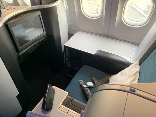 Aer Lingus Business Class Review Toronto (YYZ) to Dublin ( DUB) A330 lie-flat
