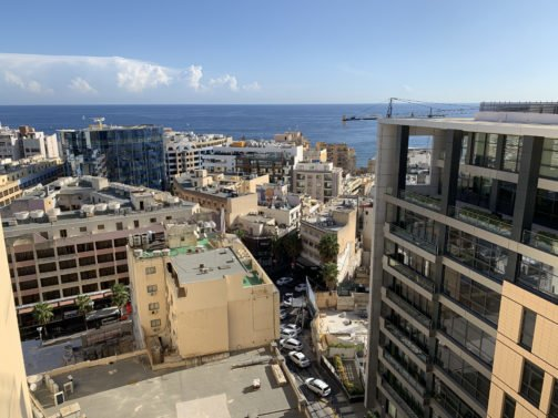 InterContinental Malta Review – or how many rooftop pools does one need?