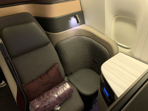 Qatar Airways Economy Review Malta (MLA) to Addis Abeba (ADD) A320 and 777ER