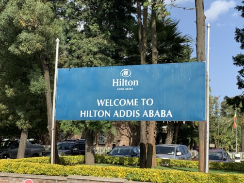 Hilton Addis Abeba Review – can you be any more rude Hilton front desk?