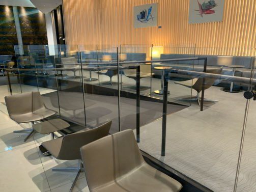 Lie-flat Business Class Fares Africa to Canada $400 One-way – Part III – Air Canada Star Alliance Lounge London (LHR)