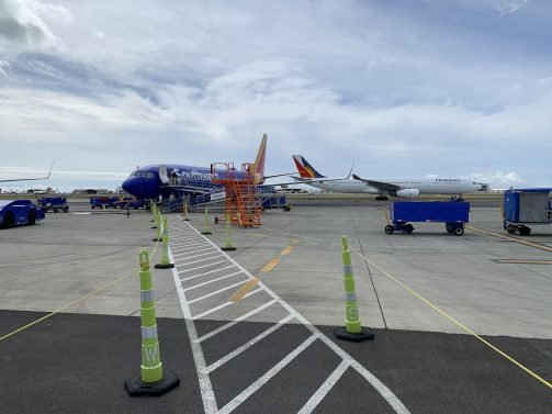 Southwest Interisland Hawaii Service Review