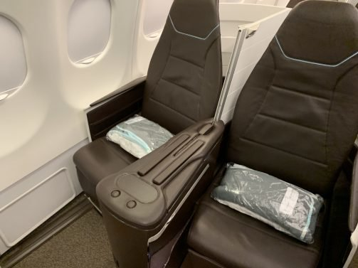 Hawaiian Airlines Business Class lie-flat A330 Review from San Francisco (SFO) to Honolulu (HNL)