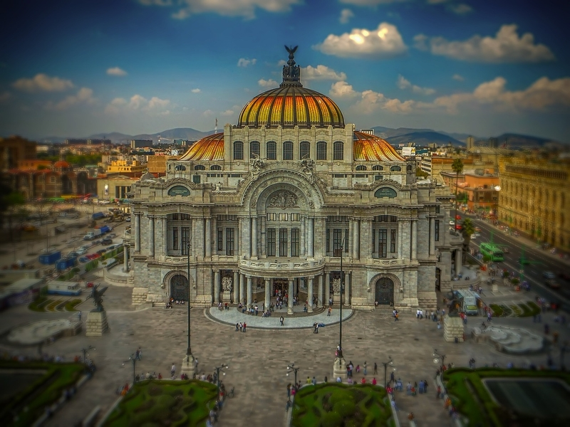 US$434 – Cheap flights to Mexico City from Brussels (Iberia)
